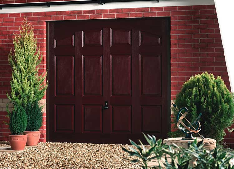 Garage Doors Aberdeen Steel Timber Roller Garage Doors From Bon