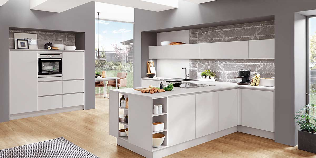 Contemporary Kitchens Fitted Kitchens From Bon Accord