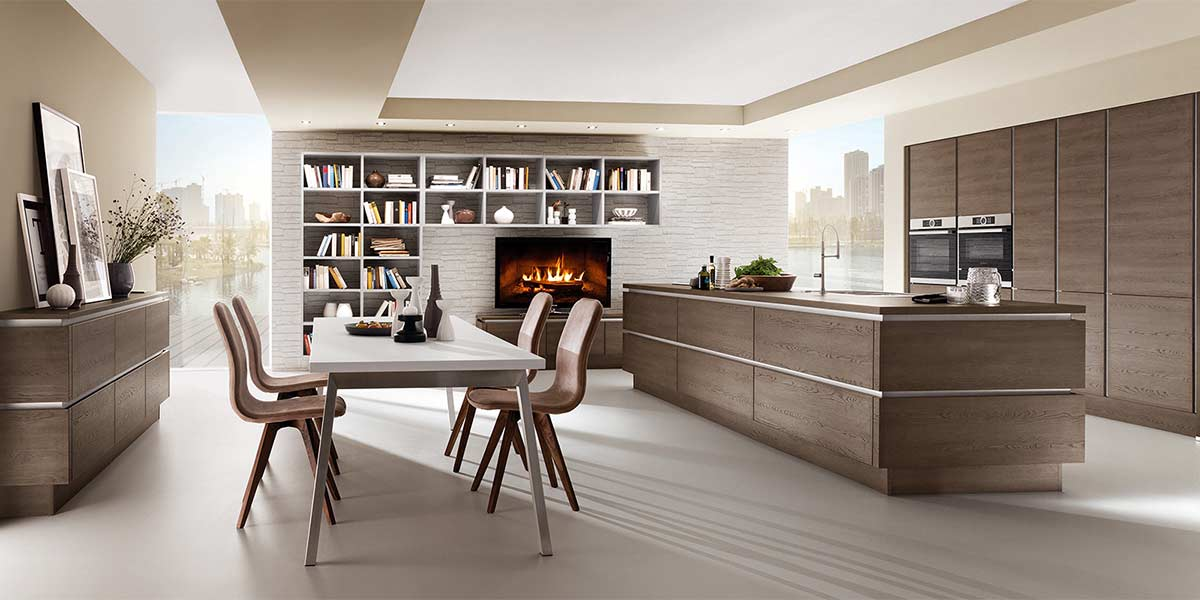 400 Structura - Contemporary Kitchen